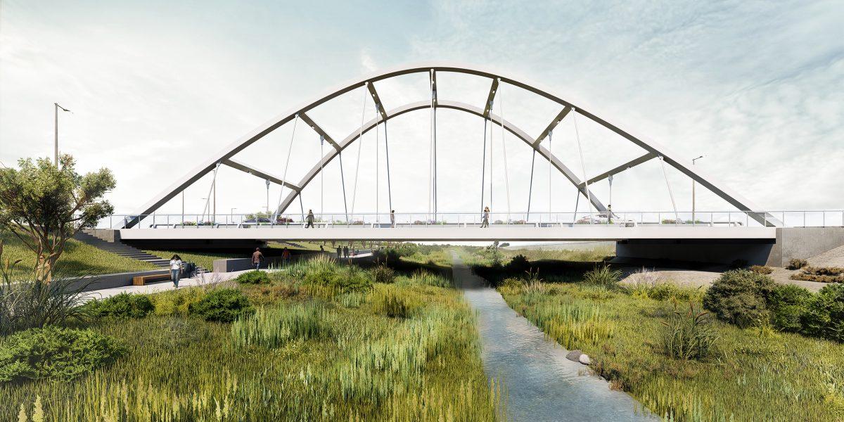 Infografía Puente Rambla El Cañuelo - 01