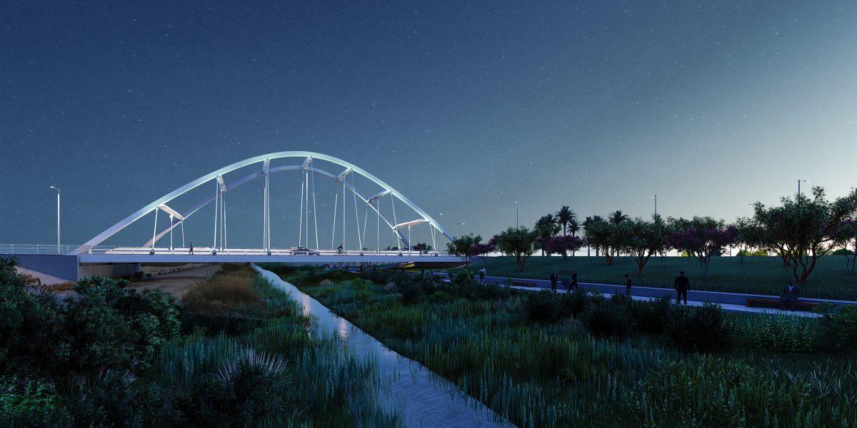 Infografía Puente Rambla El Cañuelo - 02