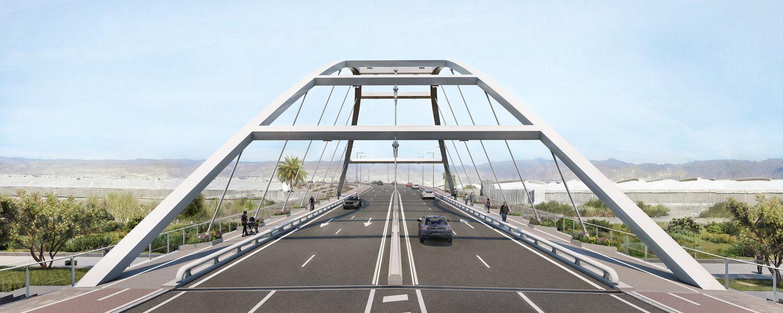 Infografía Puente Rambla El Cañuelo - 03